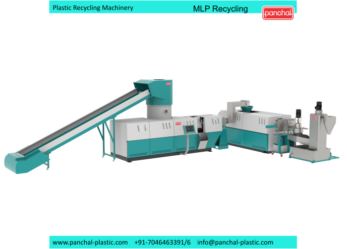 Extruder - MLP Recycling 1