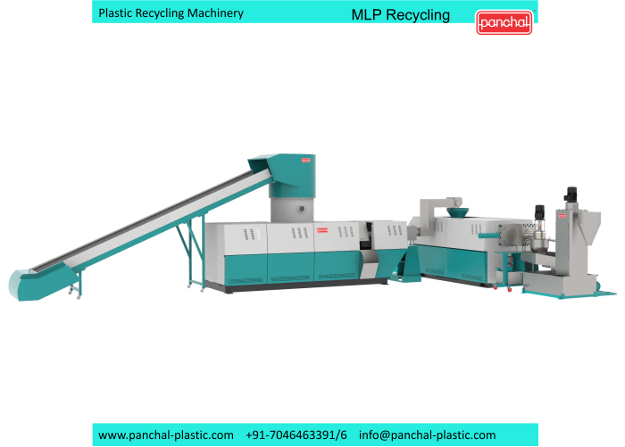Extruder - MLP Recycling 2