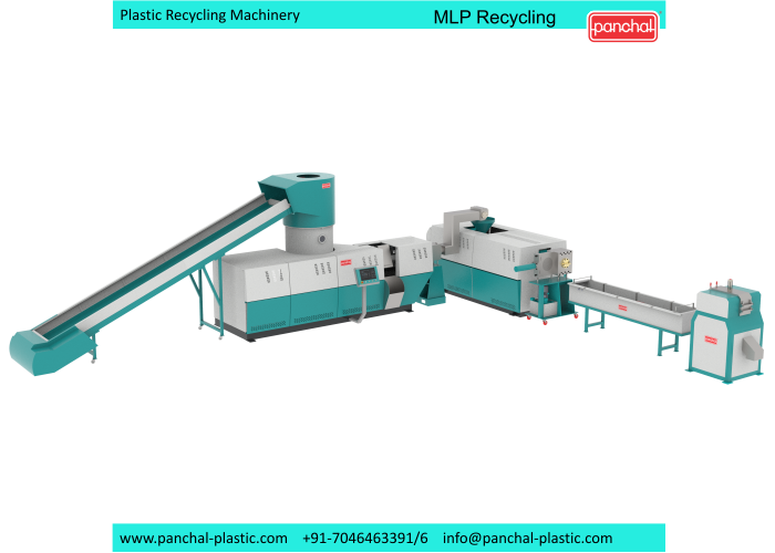 Extruder - MLP Recycling 3