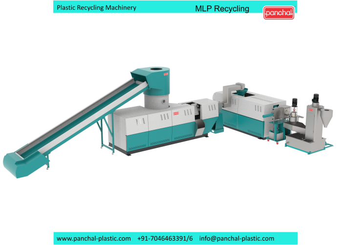 Extruder - MLP Recycling