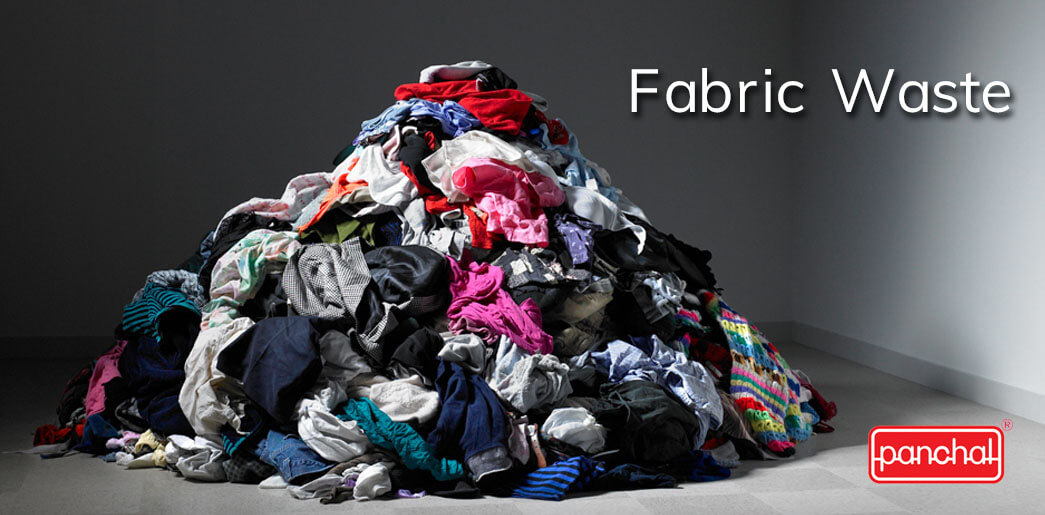 Raw Material for Fabric Waste Recycling Machine